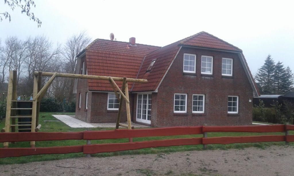 Nordermeldorf Ferienhaus Nordsee