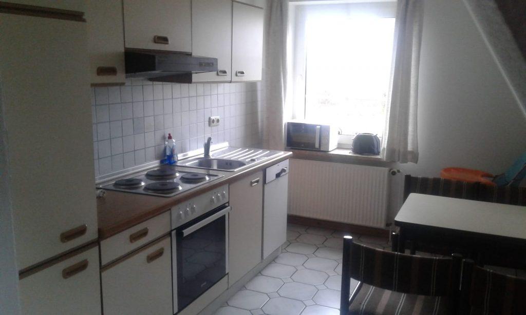 Ferienhaus Nordsee Küche