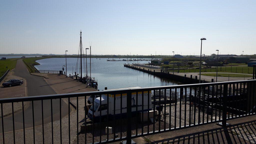 Meldorfer Hafen Bucht Nordsee Schleuse Meldorf