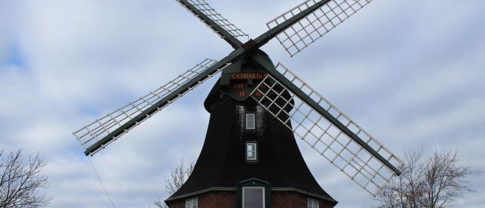 Windmühle Dithmarschen Oldenswort
