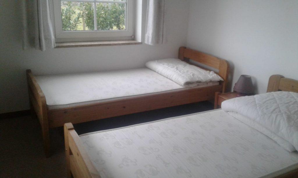 Ferienhaus Nordsee Schlafzimmer