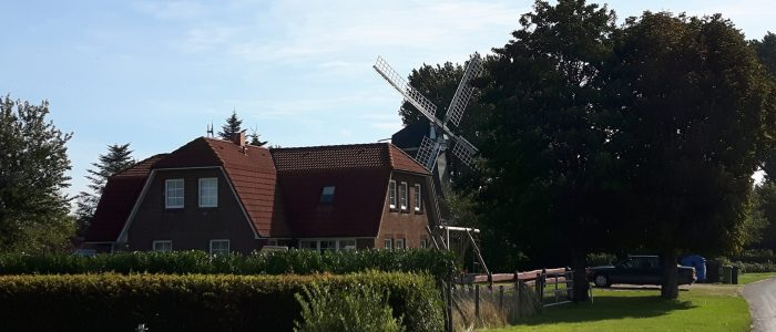 Ferienhaus Nordsee Mühle Dithmarschen